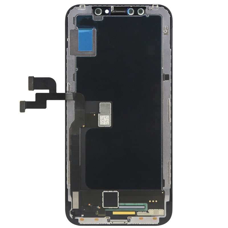 timeless design d8ef2 32cbd For iPhone X XS LCD Touch Screen No Dead Pixel AMOLED OEM Panel Assembly  Phone