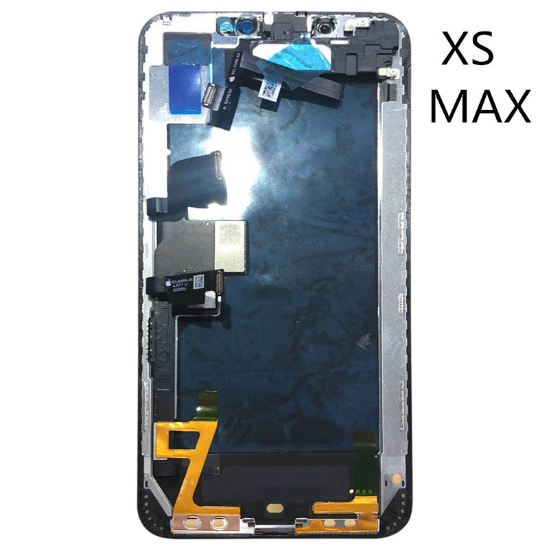 new style bccee bc2cb iPhone X S Max XR LCD Display For Tianma AMOLED OEM Touch Screen With  Digitizer Replacement Assembly Parts Black