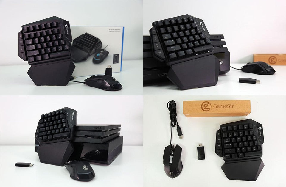 GameSir VX AimSwitch Wireless Gamepad Keyboard Mouse Combo for PFS