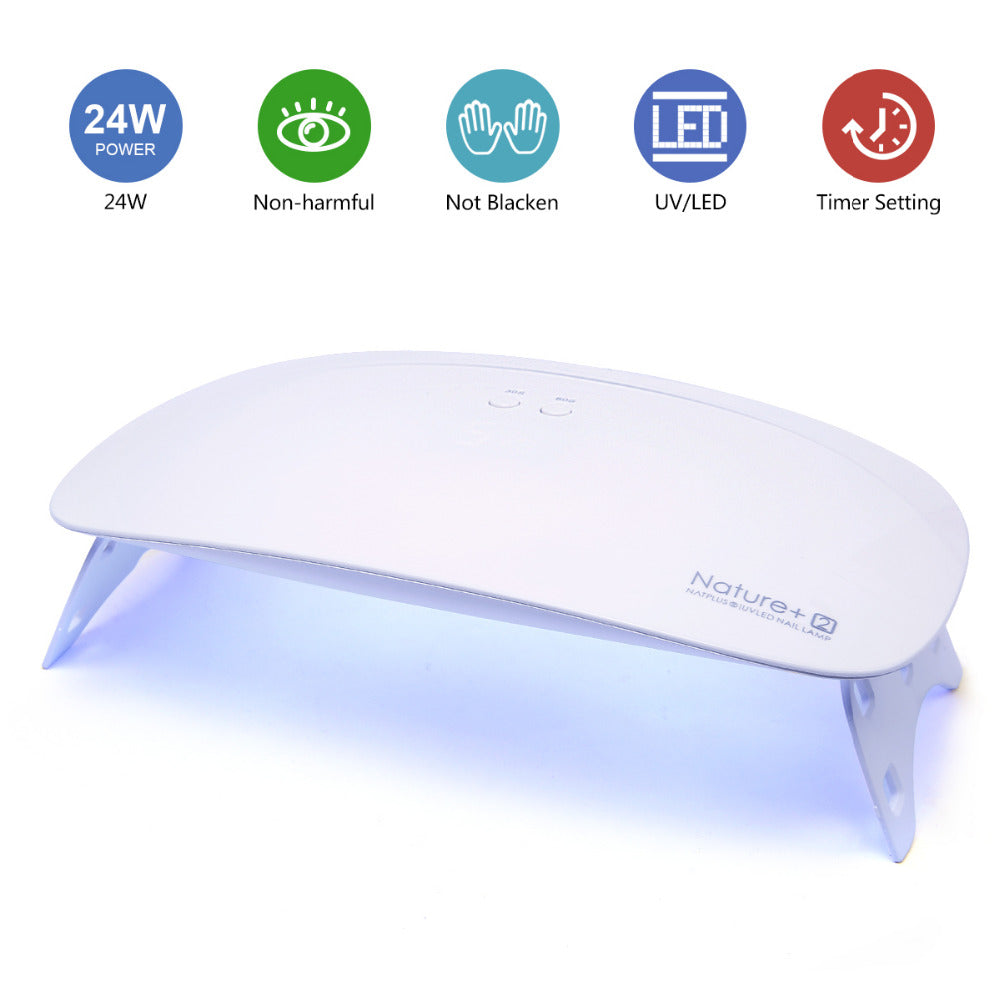Led Lamp Nail Dryer For All Types Gel Polish USB Cable UV Lamp ...