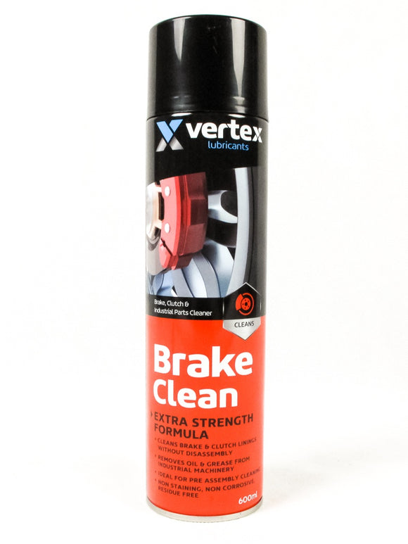 Vertex BRAKE CLEAN EXTRA STRENGTH 600ml