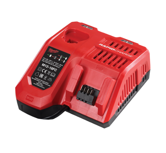 Milwaukee M18™ & M12™ Rapid Charger M12-18FC