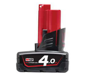 Milwaukee M12™ 4.0Ah REDLITHIUM-ION™ Battery Pack M12B4