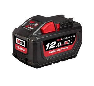 Milwaukee M18 REDLITHIUM-ION™ High Output 12.0Ah Battery Pack M18HB12