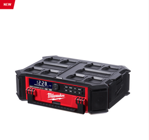 Milwaukee M18™ PACKOUT™ RADIO + CHARGER M18PORC-0 (NON STOCK ITEM)