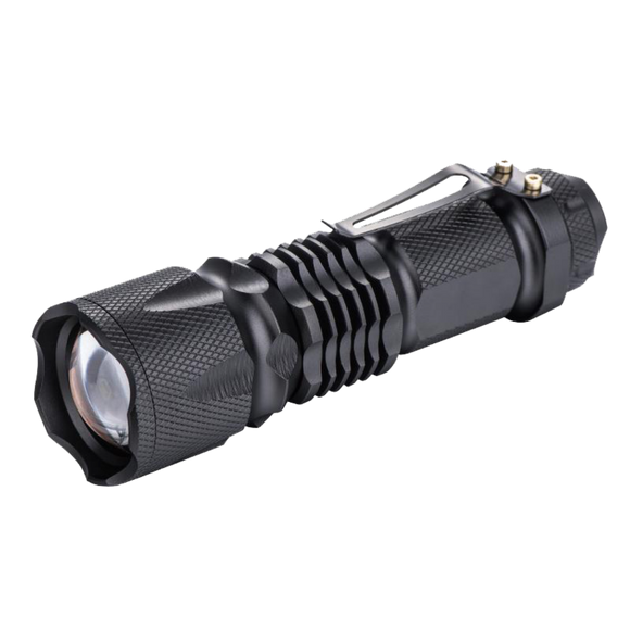 GRIZZLY RATTLESNAKE TACTICAL TORCH