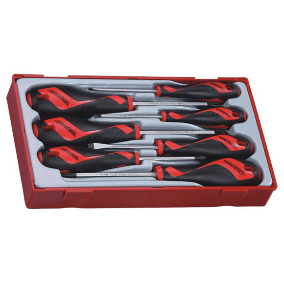 Teng 7pc MD Screwdriver Set - TC-Tray