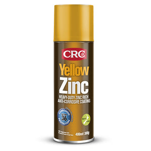 CRC Yellow Zinc 400ml