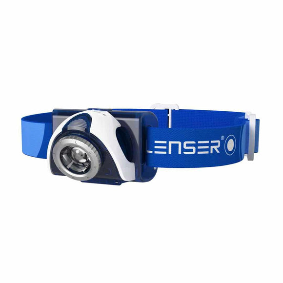 Ledlenser SEO7R Rechargeable Headlamp