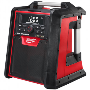 Milwaukee M18™ Jobsite Radio/Charger (Tool only) M18RC-0