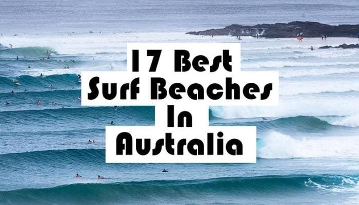 17 most amazing surf spots in Australia