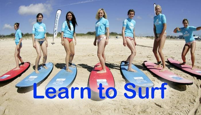 Are surfing lessons worth it?