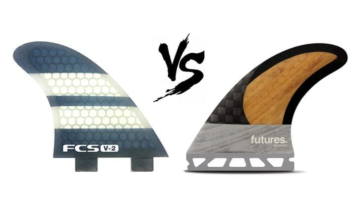 FCS vs Futures Fin Boxes