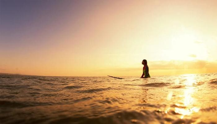 The Psychology behind surfing relaxation