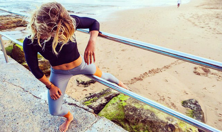Surfing Fitness: The Ultimate Introduction To Fitness & Surfing