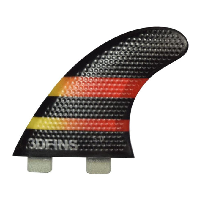 3Dfins Fastlight 5.0 Medium Thruster Fin (Dimple Technology) - 3Dfins - Thruster Fins