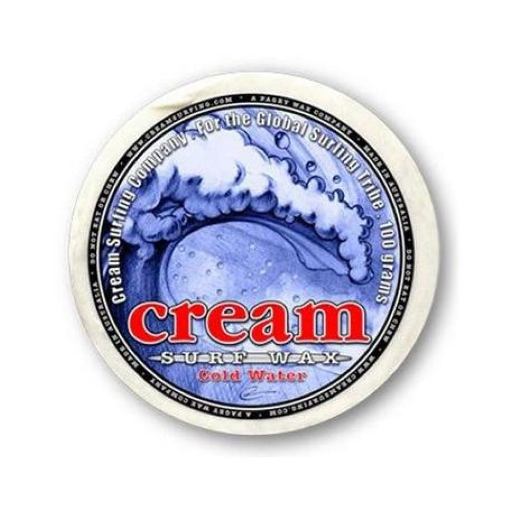 Cream Surfing - Cold Water Wax - Cream Surfing Company - Wax