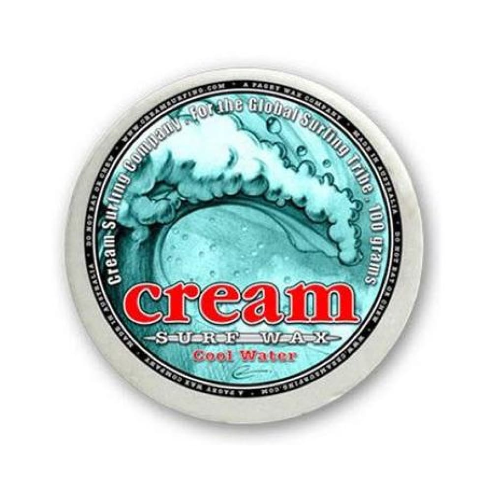 Cream Surfing - Cool Water Wax - Cream Surfing Company - Wax