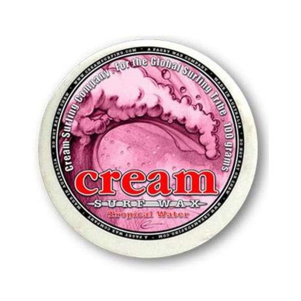 Cream Surfing - Tropical Water Wax - Cream Surfing Company - Wax