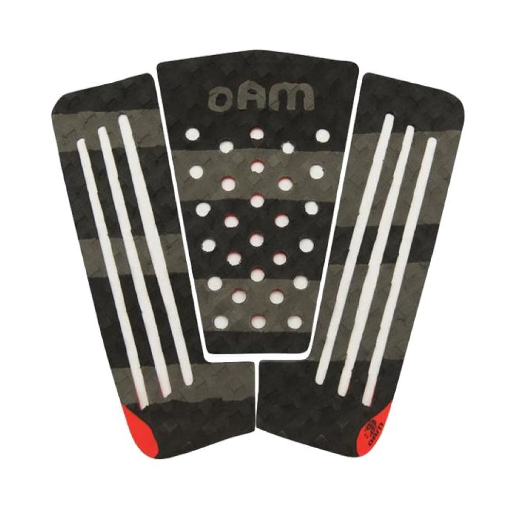 Oam Bent Charcoal Tail Pad (3 Piece) - Oam - Tail Pads