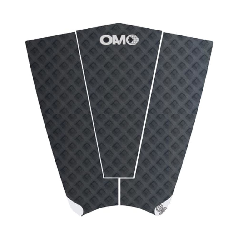 Oam Deckah Black Tail Pad (3 Piece) - Oam - Tail Pads