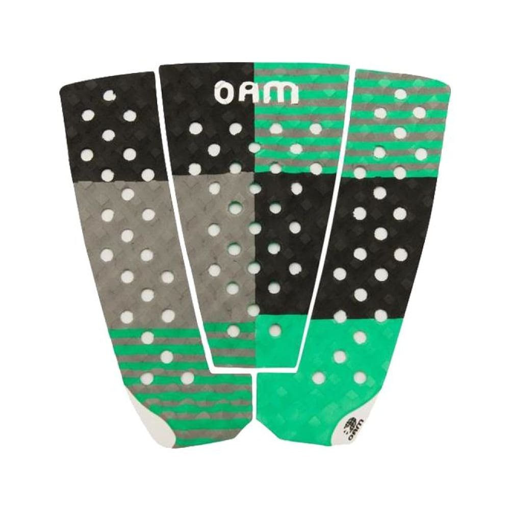 Oam Solid Green Tail Pad (3 Piece) - Oam - Tail Pads