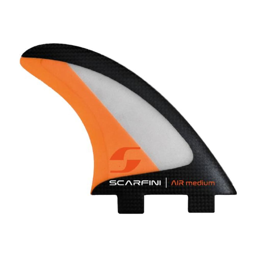 Scarfini Air Thruster Set - Medium (Orange) - Scarfini - Thruster Fins