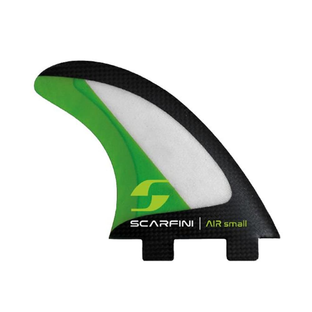 Scarfini Air Thruster Set - Small (Green) - Scarfini - Thruster Fins
