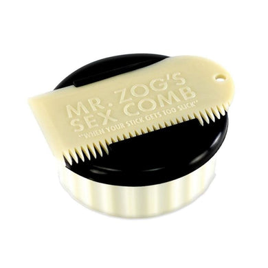 Sex Wax - Wax Container & White Wax Comb - Sex Wax - Wax Comb