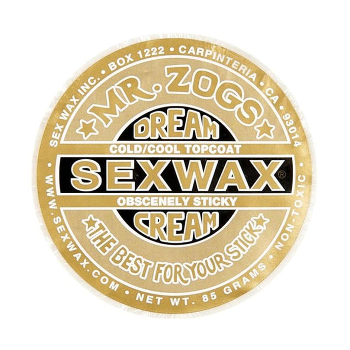 Sex Wax - Dream Cream Topcoat (Gold/soft) - Sex Wax - Wax