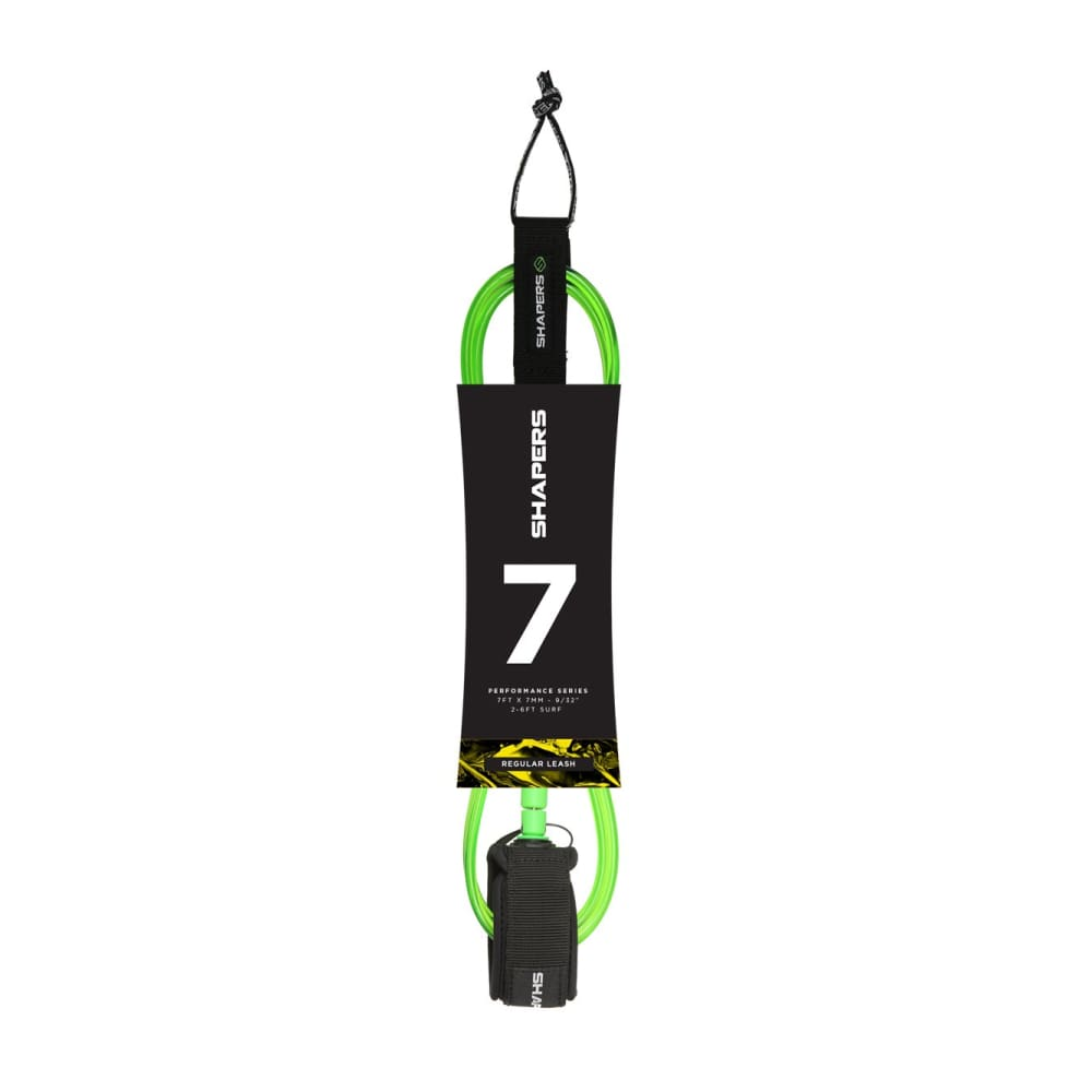 Shapers 70 Legrope / Leash (Green) - Shapers - Legropes