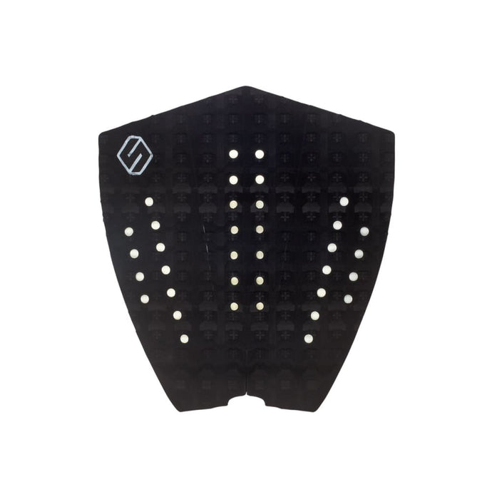 Shapers Performance I Tail Pad - Black (3 Piece) - Shapers - Tail Pads