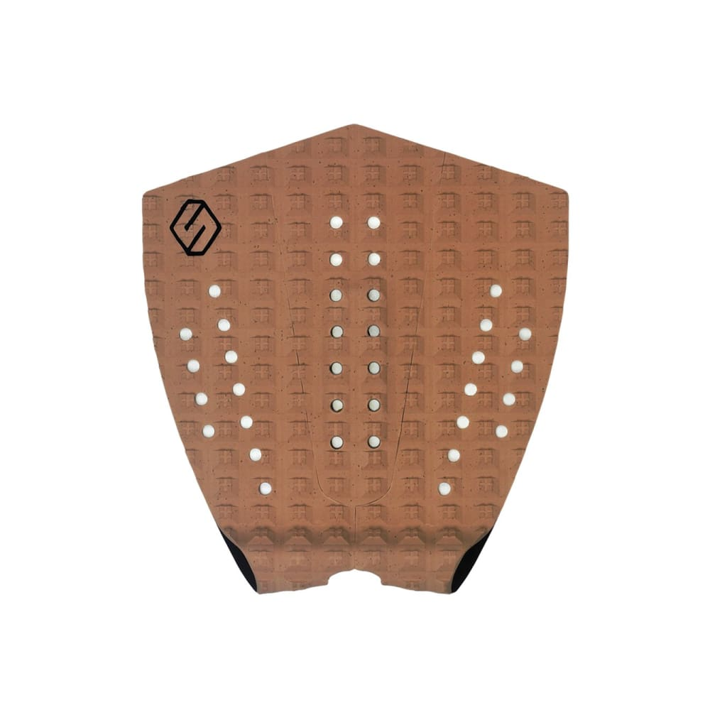 Shapers Performance I Tail Pad - Cork (3 Piece) - Shapers - Tail Pads