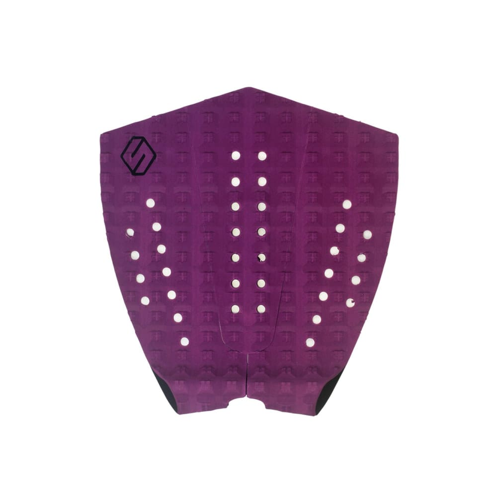 Shapers Performance I Tail Pad - Purple (3 Piece) - Shapers - Tail Pads
