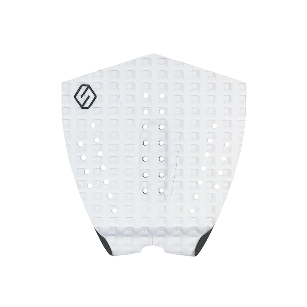 Shapers Performance I Tail Pad - White (3 Piece) - Shapers - Tail Pads