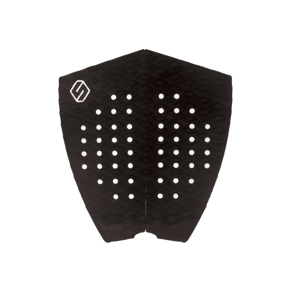 Shapers Performance Ii Tail Pad - Black (2 Piece) - Shapers - Tail Pads