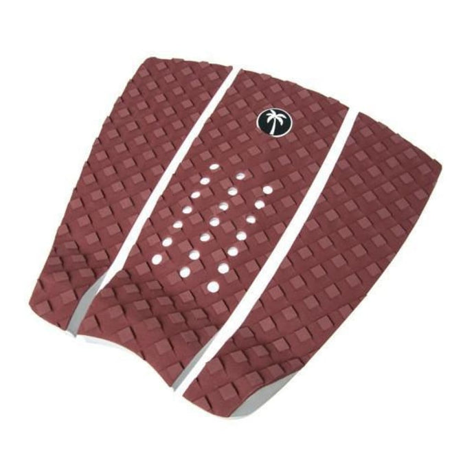 Surf Organic Performance Tail Pad (Maroon) - Surf Organic - Tail Pads