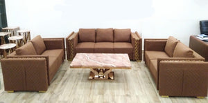 Honeygold 7 Seater Sofa