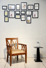 Load image into Gallery viewer, Crossword Accent Chair