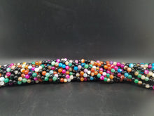 "Load image into Gallery viewer, Multi -color Agate mix 6mm~15"" strand"