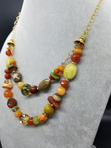 Spring Medley Necklace