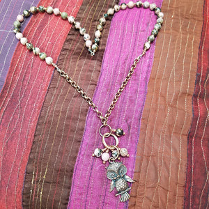 LOVE OWLWAYS Necklace KIT