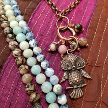 Load image into Gallery viewer, LOVE OWLWAYS Necklace KIT