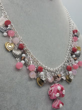 Load image into Gallery viewer, Charmingly Sweet Treats Necklace and Earring Class!