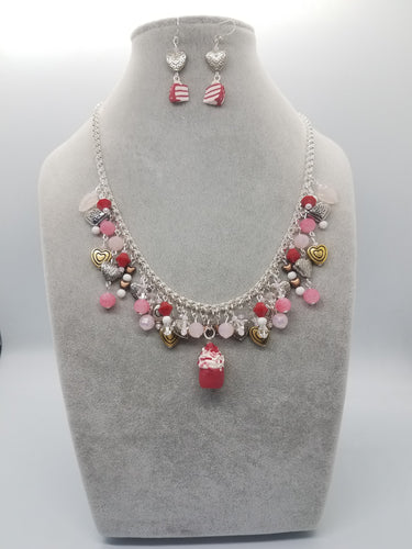 Charmingly Sweet Treats Necklace and Earring KIT for at home creating!