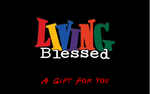 Living Blessed Gift Card