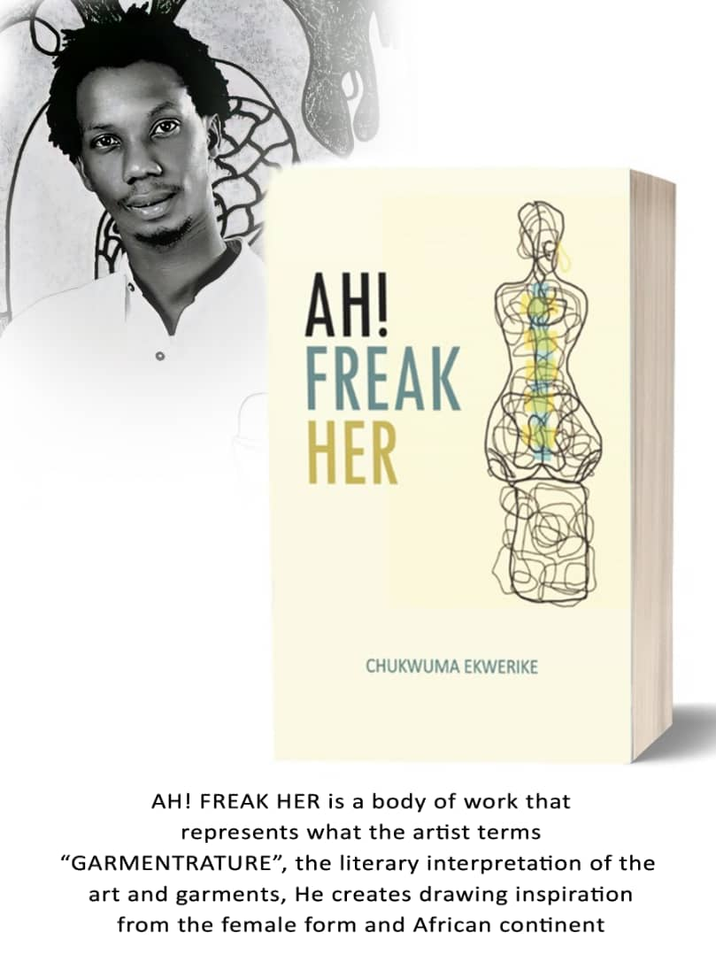 BOOK-AH! FREAK HER