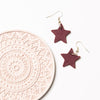 Valentine's Gift Set - Mandala Tray with Star Earrings