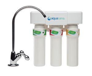 AQ-5300A-Under Counter Water Filter 廚下型智能濾水器