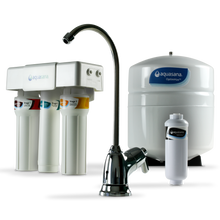 AQ-R03 - OptimH2O™ Reverse Osmosis + Claryum ® Filtration System 反滲透活性炭濾水器